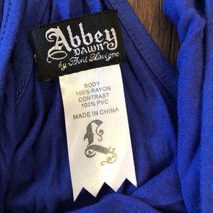 Abbey Dawn Tops - Sale!🎉 Abbey Dawn Tank L